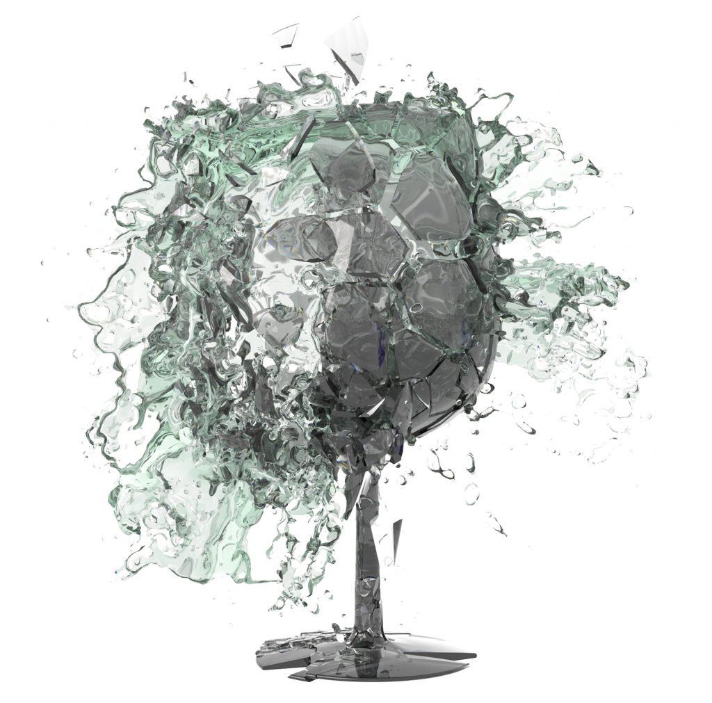 Explosion - wizualizacja