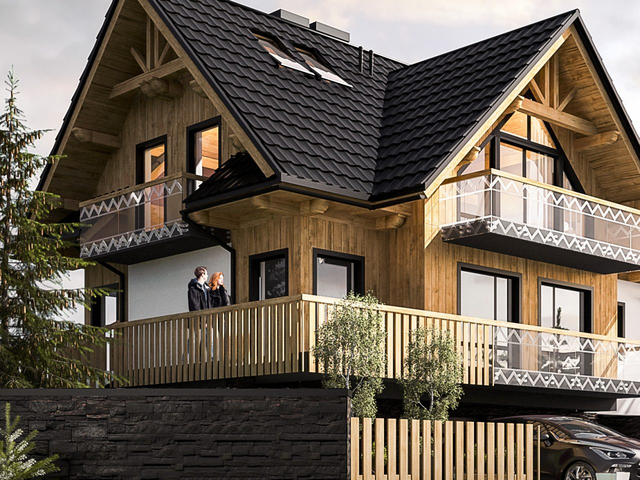 wizualizacje architektury