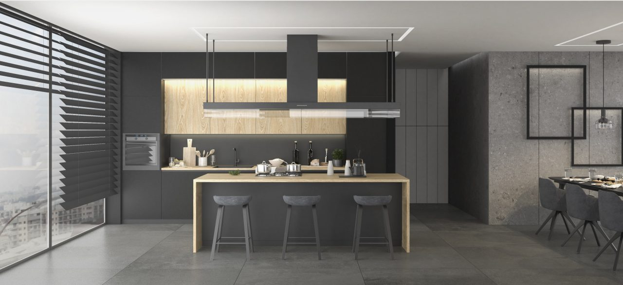 apartament kuchnia