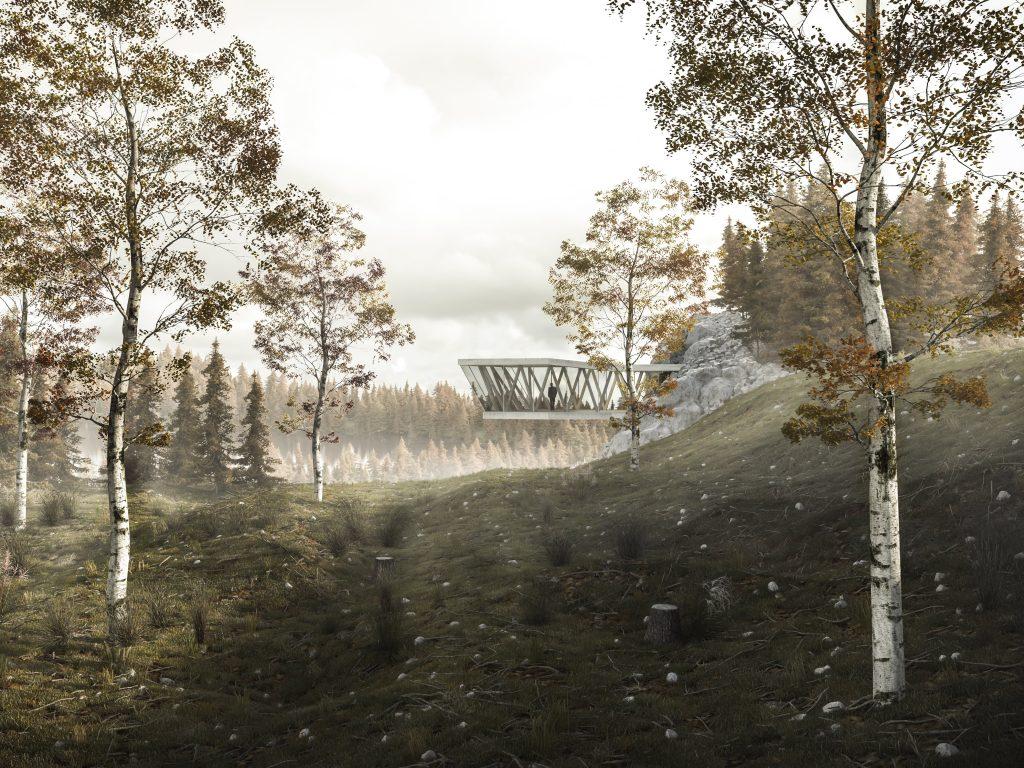 jesienna panorama