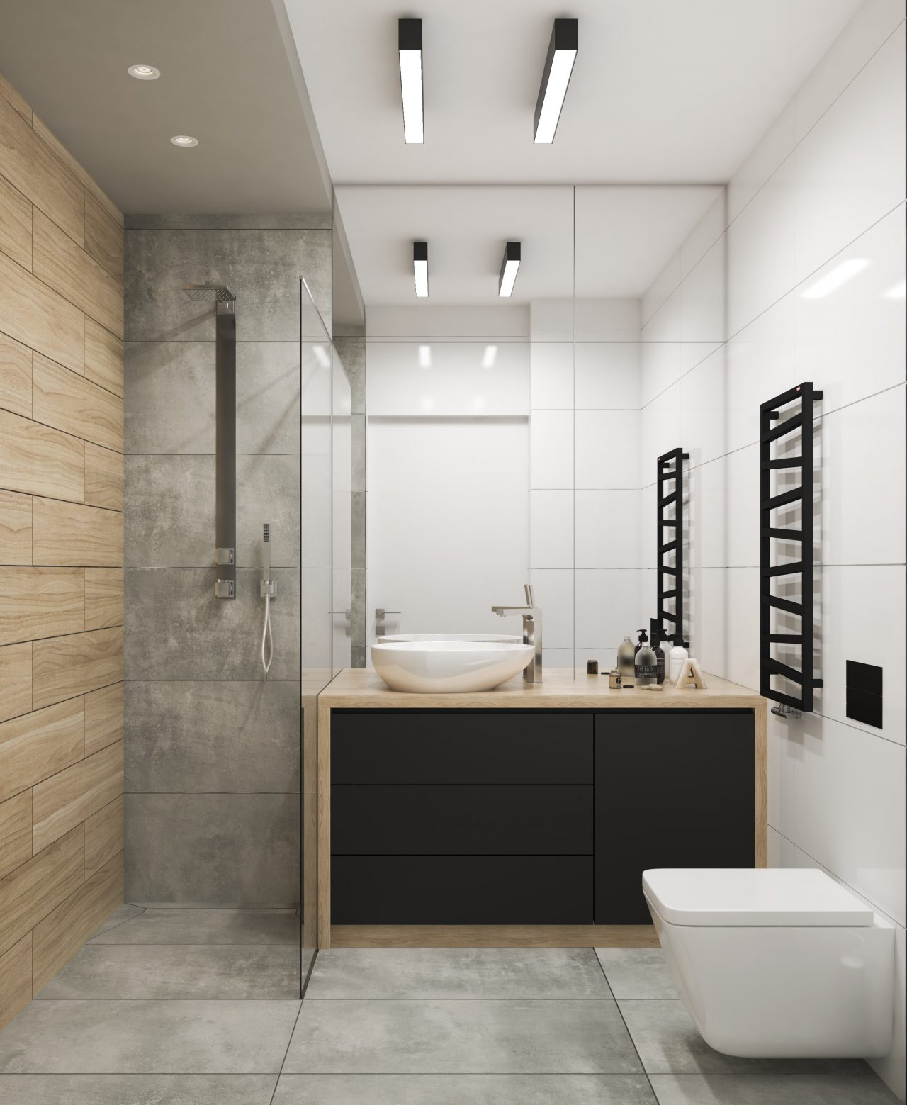 M2 - łazienka
